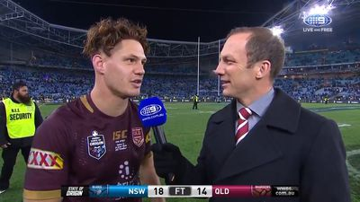 Kalyn Ponga a rare highlight in Queensland's State of Origin series defeat