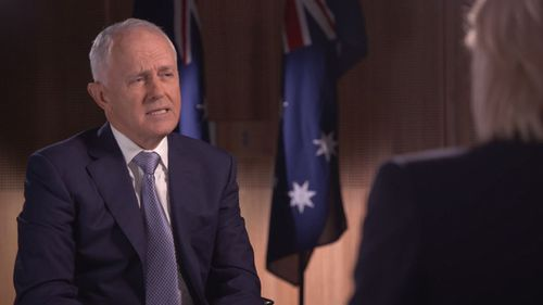 Malcolm Turnbull said he was unaware if Barnaby Joyce commanded the support of most National Party members.