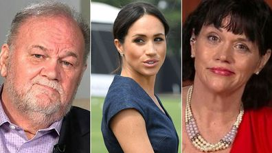 Meghan Markle's half brother Thomas calls on Queen to end feud