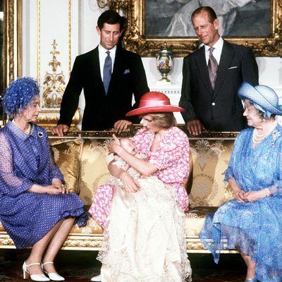 Prince William Duke of Cambridge, August 1982