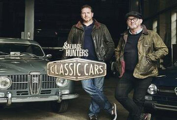 Salvage Hunters: Classic Cars