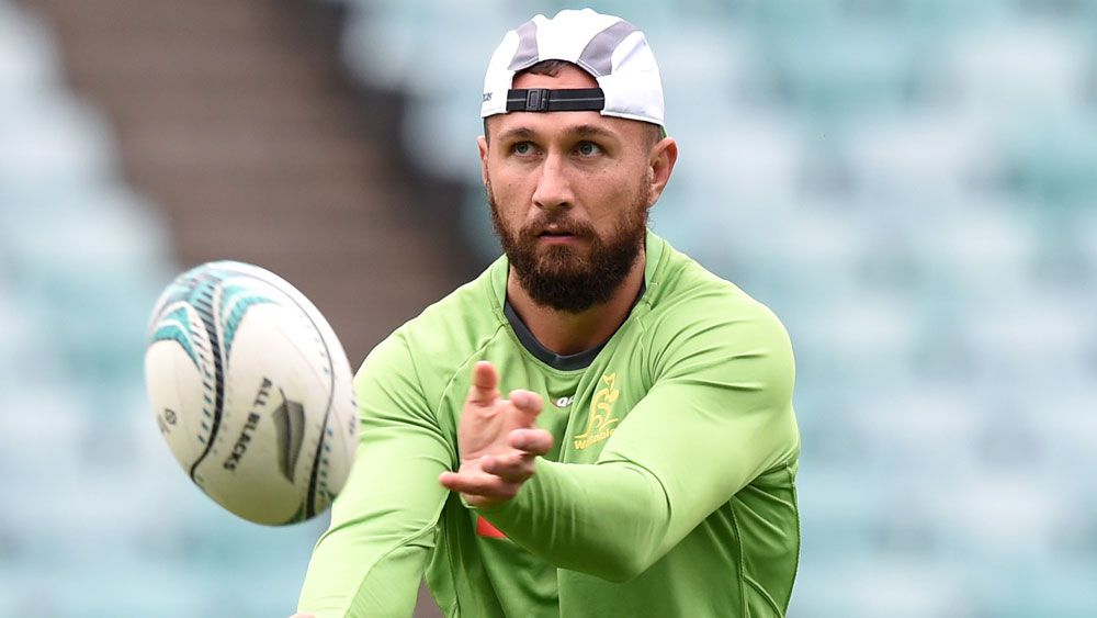Wests Tigers reach out to former Wallaby Quade Cooper