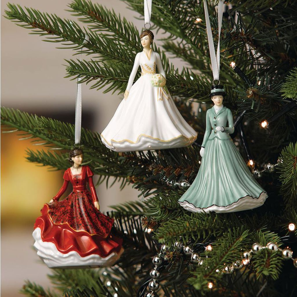 nine designer christmas decorations for the fanciest of trees