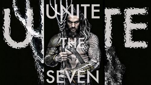 There is only one true Jason Momoa: Tweeted photos of Game of Thrones star as Aquaman gets fans excited