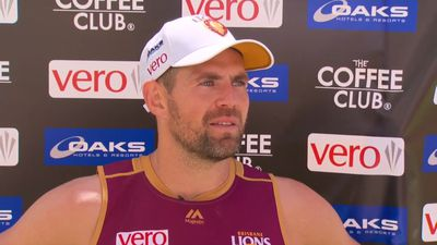 Hodge embraces AFL change of pace at Lions