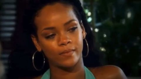 Video: Rihanna cries to Oprah over ex-lover Chris Brown