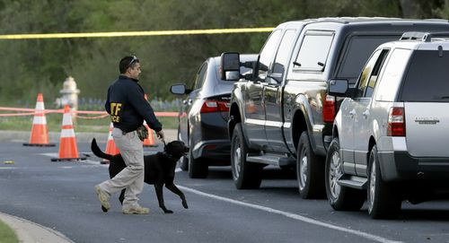 The Texas city of Austin has been shaken by a series of bombings in the city in the past few weeks. (AAP)