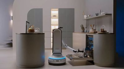 Samsung house robot