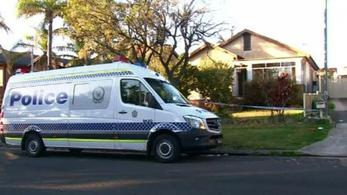 A man has been charged over  a domestic violence dispute which has left a woman dead. (9NEWS)