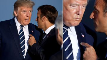 France's surprise invitation of Iranian Foreign Minister Mohammad Javad Zarif was a high-stakes gamble for French President Emmanuel Macron, who is the host of the Group of Seven gathering in Biarritz.