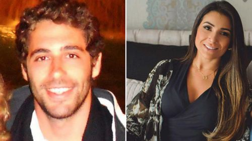 Luiz Taliberti and Fernanda Damian were caught up in a dam collapse in Brazil.