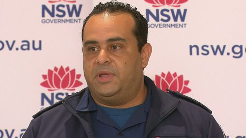 NSW Ambulance Inspector Joe Ibrahim said paramedics are regularly visting homes where young people have transmitted the virus to older members of the family.