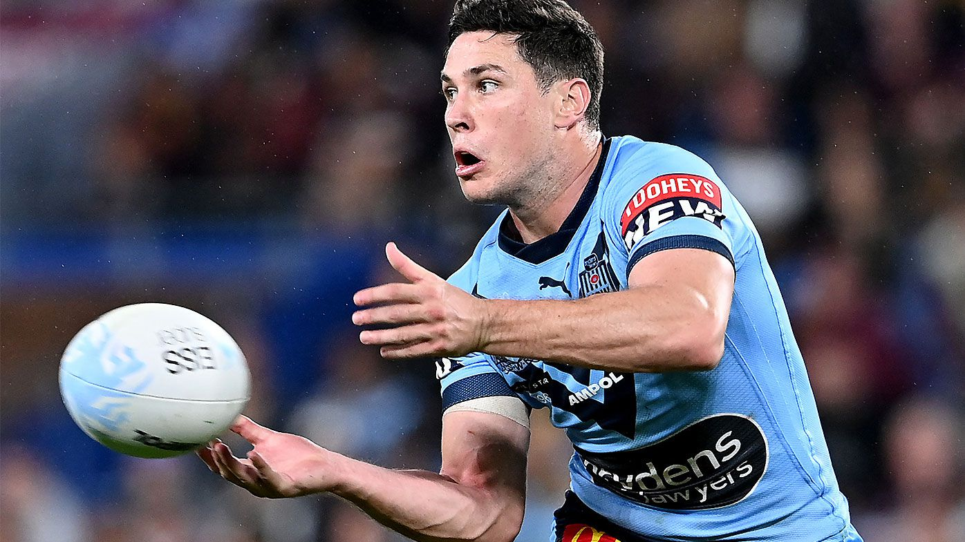 Peter Sterling 'sick and tired' of Mitch Moses criticism after State of Origin series finale