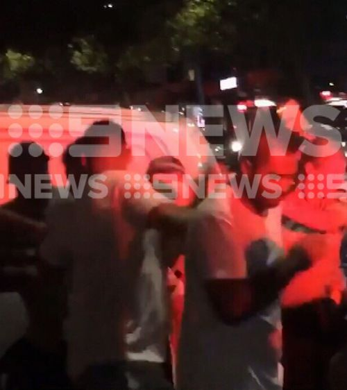 Surry Hills Sydney nightclub brawl