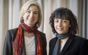 Nobel Prize for Chemistry awarded to two Emmanuelle Charpentier and Jennifer A. Doudna for genome editing