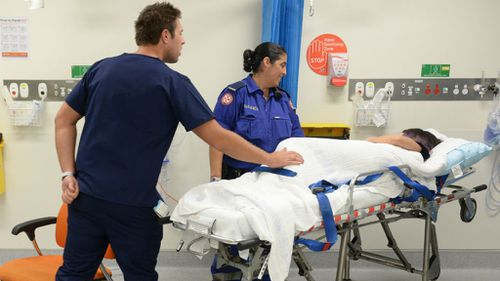 Drunks clogging emergency beds, compromising patients