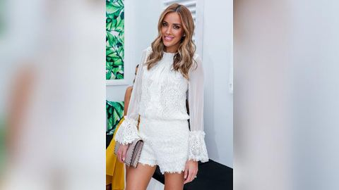Rebecca Judd chats about her love for G-string underwear