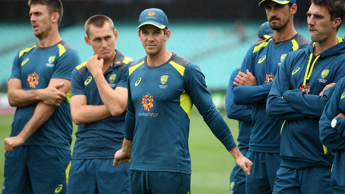 Australia fall 2-1 to India