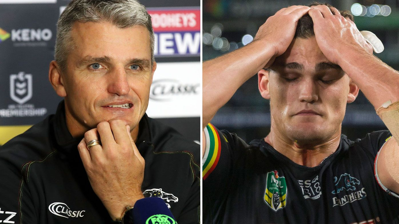Ivan Cleary weighs in on State of Origin loyalty debate, defends son