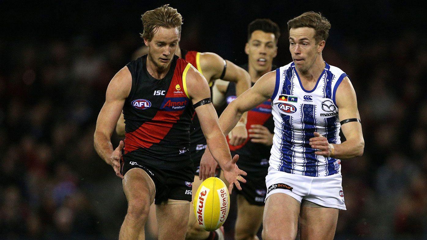 North Melbourne player Trent Dumont reveals deep impact of false allegations