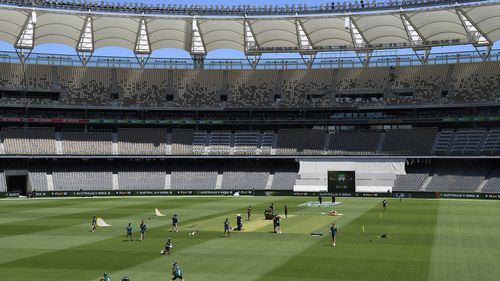 Australia are preparing for the second Test match against India at Perth Stadium on Friday