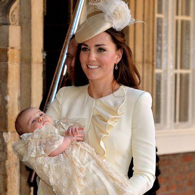 Prince George of Cambridge, October 2013