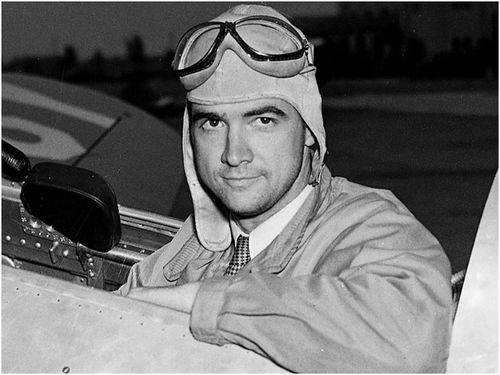 Howard Hughes was an eccentric businessman who earned his fortune in aviation, property and hotels. He died in 1976.