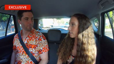 Exclusive: Belinda and Patrick are 'proud' to be walking into the Reunion Dinner Party together