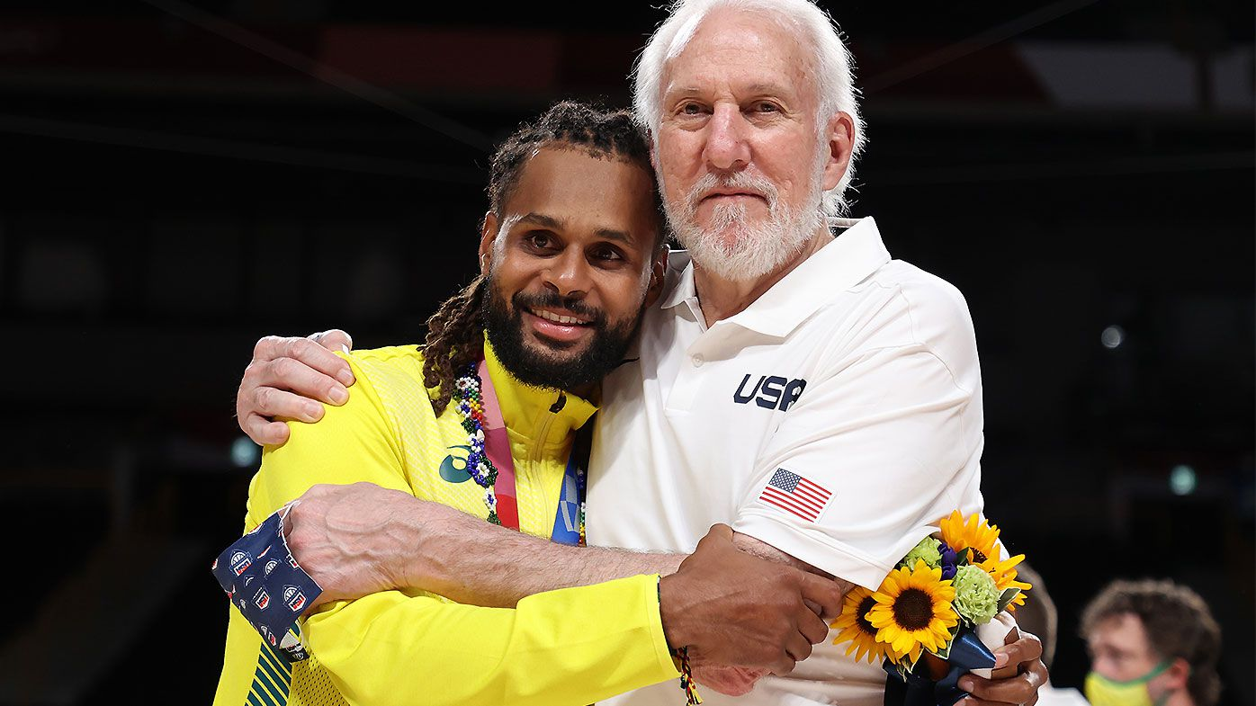 'A very special human being': Greg Popovich, San Antonio Spurs send-off Patty Mills in emotional video
