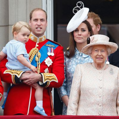 <p>Prince George - Future king?</p>