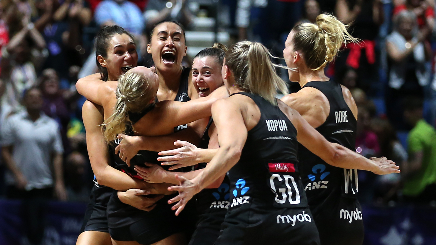 New Zealand Silver Ferns