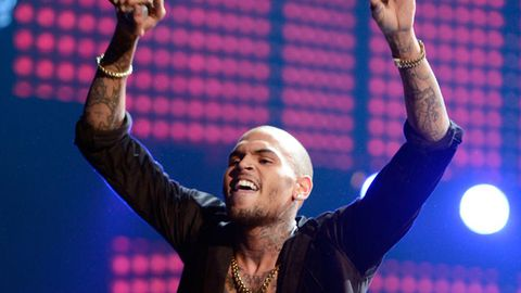 Chris Brown cancels tour after women's groups protest over Rihanna attack
