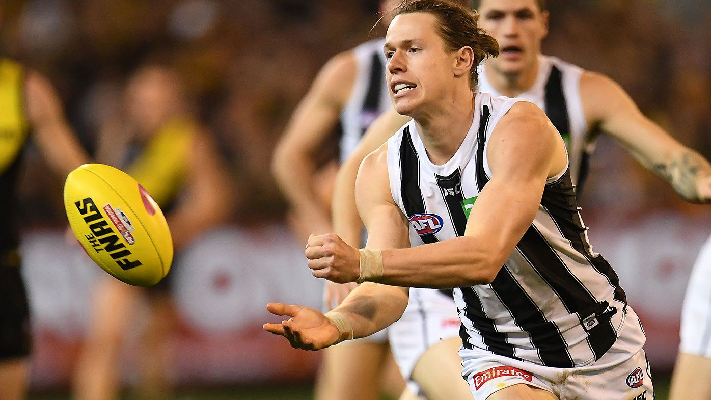 Tom Langdon to remain with Collingwood despite Sydney Swans interest