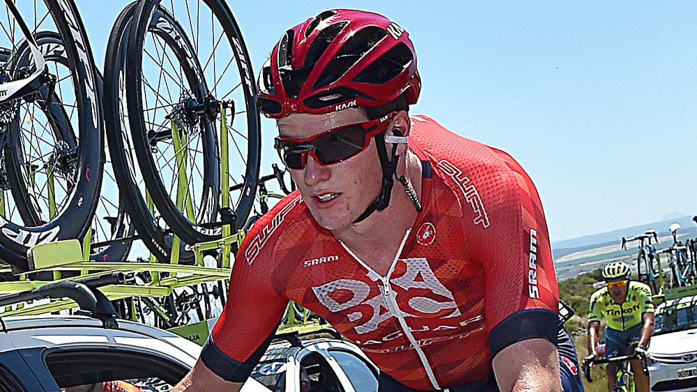 Cycling community mourns Jason Lowndes after 'bright star's' tragic death from car collision
