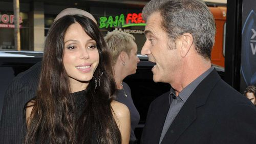 Mel Gibson's ex-partner releases abusive phone call audio