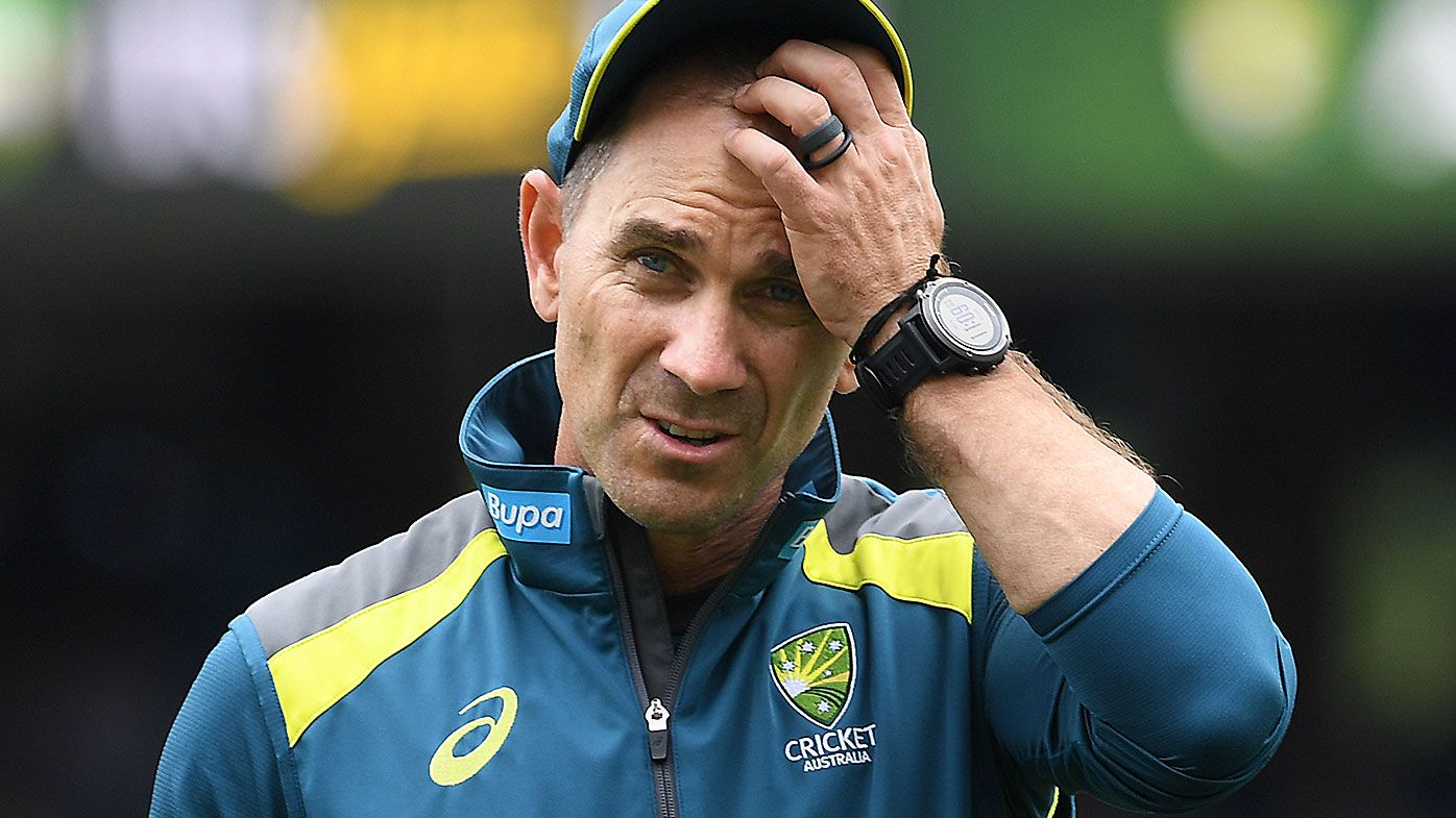Justin Langer questions double-standard after Virat Kohli's aggressive wicket celebrations
