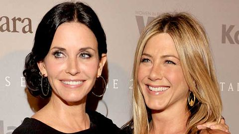 Cougar Town: Jennifer Aniston to play Courteney Cox's...?