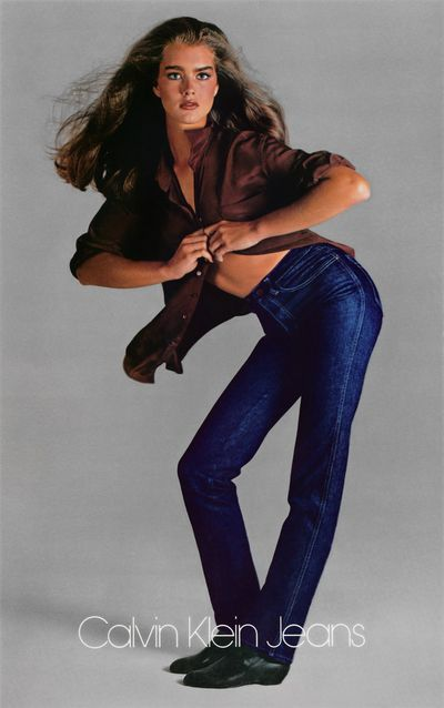 """<p>In a surprise move Calvin Klein's creative director Raf Simons has tapped Brooke Shields, 52, to work with the brand she helped make famous 37 years ago.</p> <p>Aged just 15, a young Brooke appeared in a series of advertisements for Calvin Klein jeans, helping make the US designer a household name. """"What gets between me and my Calvins? Nothing,"""" Brooke said in the now legendary campaign.</p> <p>""""We are going to be working with Brooke again very soon,"""" Calvin Klein chief executive Steve Shiffman told the crowd at Cannes Lions, according to <em><a href=""""http://pagesix.com/2017/06/19/brooke-shields-and-calvin-klein-reunite-37-years-later/"""" target=""""_blank"""">The New York Post</a></em>.</p> <p>Since those advertisements Brooke has drifted in and out of acting, appearing in the series <em>Suddenly Susan, Lipstick Jungle</em> and most recently <em>Scream Queens</em>.</p> <p>She has always kept close to Calvin and her fashion roots. Take a look.</p>"""