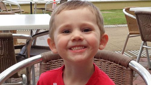 Earlier this month a forensic search for William was launched. (Supplied)