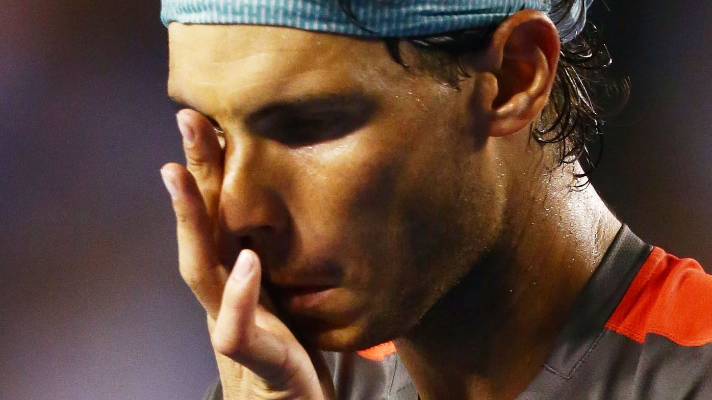 Rafael Nadal's US Open campaign in doubt as foot injury continues to hamper Spaniard