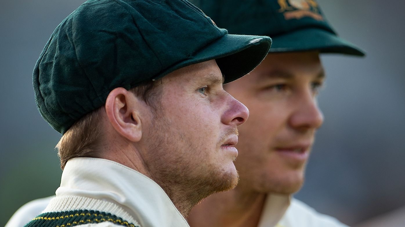 Steve Smith Tim Paine