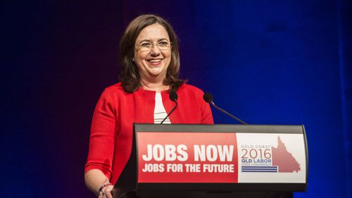 Queensland Premier rules out One Nation coalition
