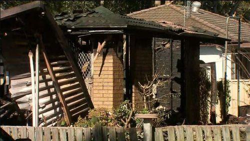 190608 Raymond Terrace NSW fatal house fire murder accused dies in hospital crime news Australia