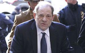 Hospitalised Weinstein 'in disbelief' over conviction