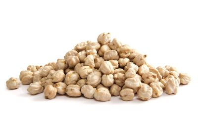 Chickpeas: 204mg per 3/4 cup
