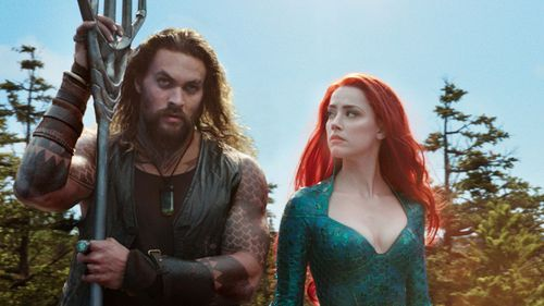 Catch Aquaman at cinemas on Christmas Day