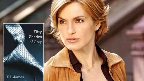 <i>Law & Order: SVU</i> preps <i>Fifty Shades of Grey</i>-themed episode