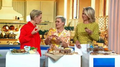 Make ahead breakfast on Today Show