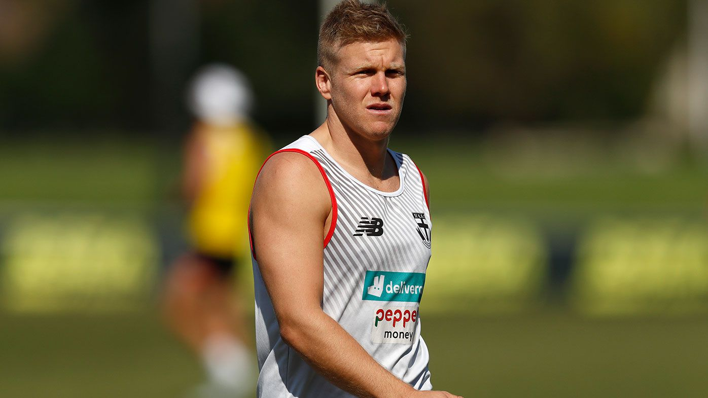 Injuries to stop Saints star Dan Hannebery from hitting contract trigger