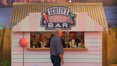 The Block 2021 Judges Scotty's Beach Bar